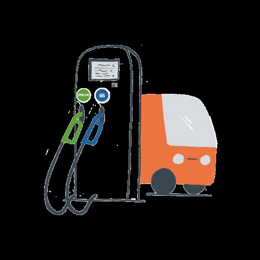Biocarburant Agrocarburant Biodiesel Bioethanol Quels Avantages Pour Les Entreprises Carte Carburant Pro E Leclerc